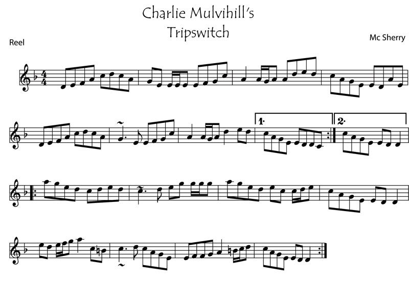 partition musique celtique